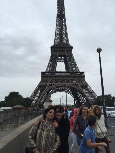 Meera Paris Picture