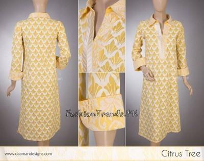 Daaman Vol 2 Summer Dresses 2015 (2)