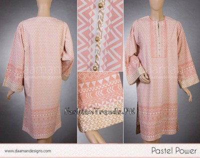 Daaman Vol 2 Summer Dresses 2015 (4)