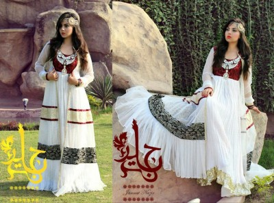 Latest-Open-Stylish-Gown-Collection-2015-by-Jannat-Nazir-10-1024x759