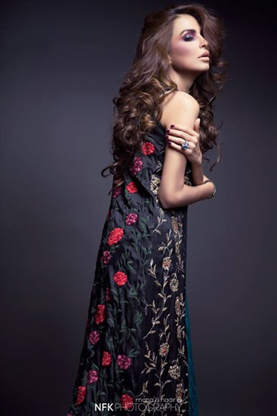 Momina Teli Party Dresses 2015 For Women-2