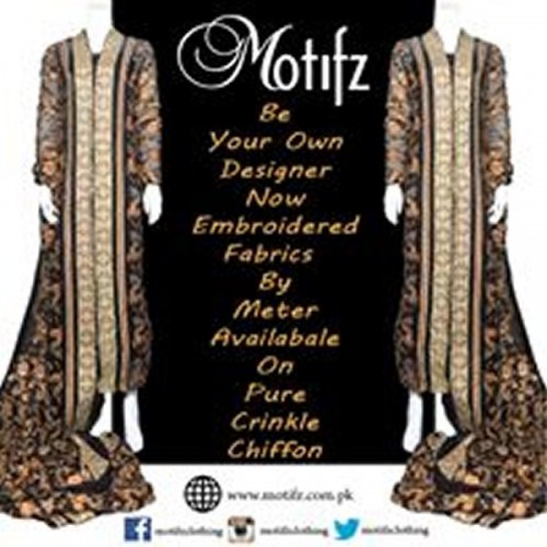 Motifz Party Wear Collection 2015 For Women-7