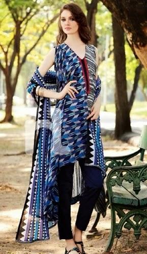 Nishat Linen Dresses 5