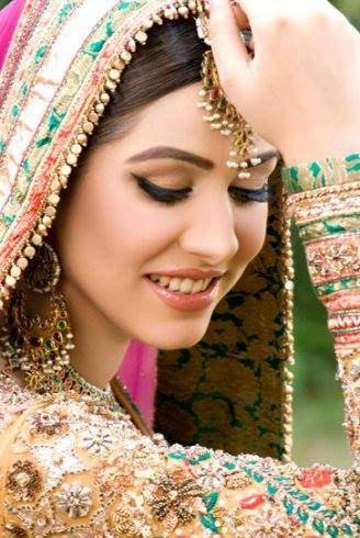 Pakistani bridal makeup collection 2015 For Girls-4