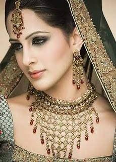 Pakistani bridal makeup collection 2015 For Girls