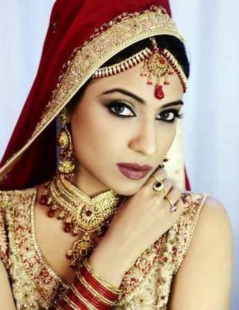 Pakistani bridal makeup collection 2015 For Girls-1