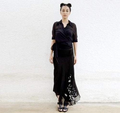 Sadaf Malaterre Summer Collection 2015 For Women-9