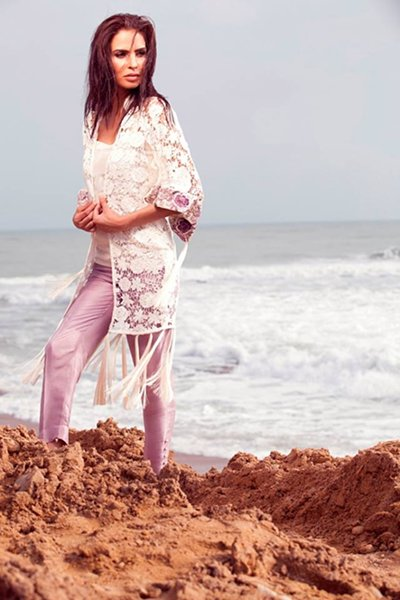 Threads And Motifs Party Wear Collection 2015 For Women-4