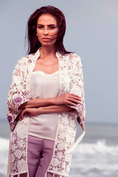 Threads And Motifs Party Wear Collection 2015 For Women-3
