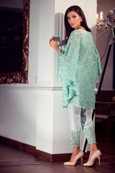 Threads And Motifs Party Wear Collection 2015 For Women-2