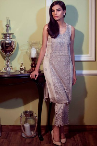 Threads And Motifs Party Wear Collection 2015 For Women-8