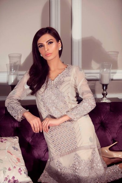 Threads And Motifs Party Wear Collection 2015 For Women-7