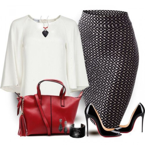 White-Black-Styles-Party-Wear-Polyvore-Combos-4