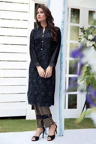 Zainab Hasan Eid-ul-Adha Mid Summer Formal Wear Dresses 2015-6
