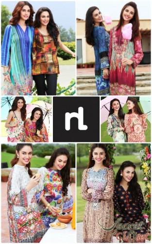 Nishat Linen Dresses 3