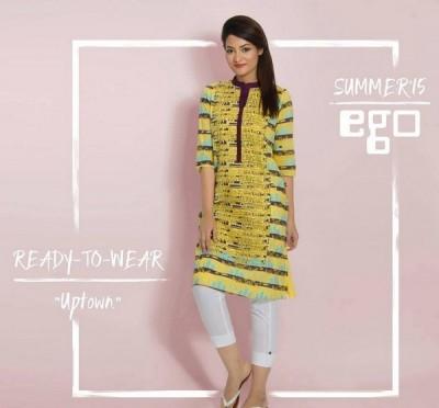 Ego-Kurti-Collection-2015-Yellow-Dress-600x600