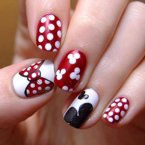 New nail art designs image collections nail art and nail design new style of nail art gallery nail art and nail design ideas beautiful and cute nail prinsesfo Image collections