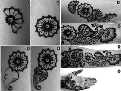 Step-by-Step-Applying-Henna-Designs-2015-6