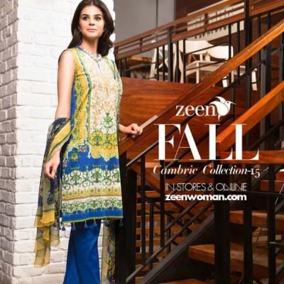 Zeen-Fall-Cambric-Collection-2015-For-Eid-Ul-Azha-1-600x600