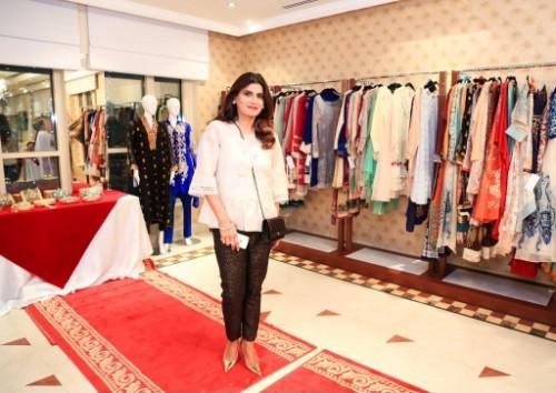 Diwali Trunk Show at Ensemble Dubai 10