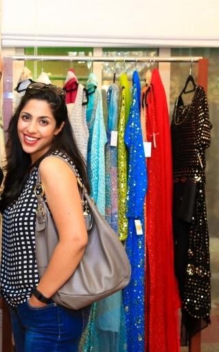 Diwali Trunk Show at Ensemble Dubai 08