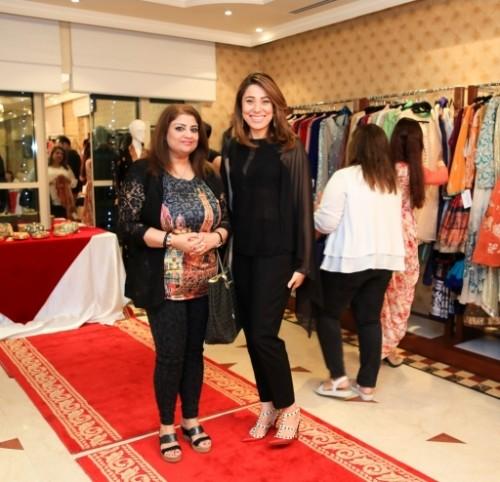 Diwali Trunk Show at Ensemble Dubai 07