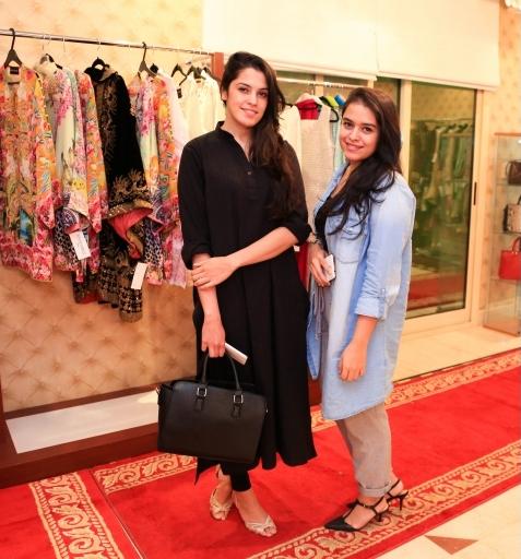 Diwali Trunk Show at Ensemble Dubai 06
