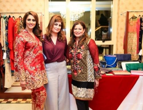Diwali Trunk Show at Ensemble Dubai 03