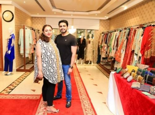 Diwali Trunk Show at Ensemble Dubai 02