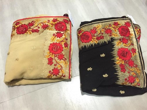 Shasha Studio Female Sarees Collection 2015 01
