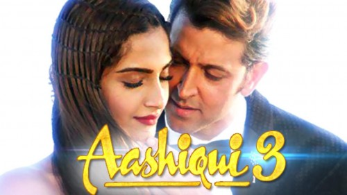 Hrithik and Deepika in Aashiqui 3
