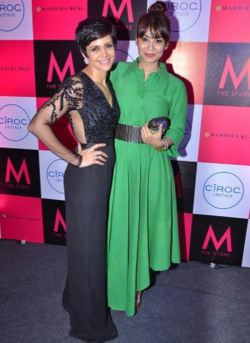 Mandira Bedi Store Launch 01