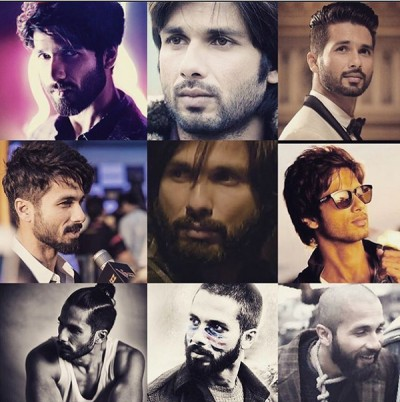 Shahid Kapoor Wonderful Looks
