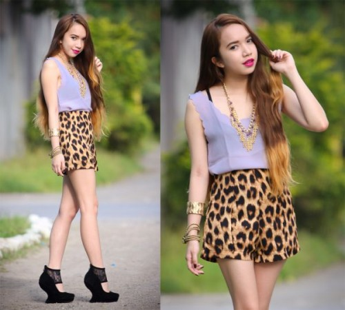 Fashionable dresses for teenage girls