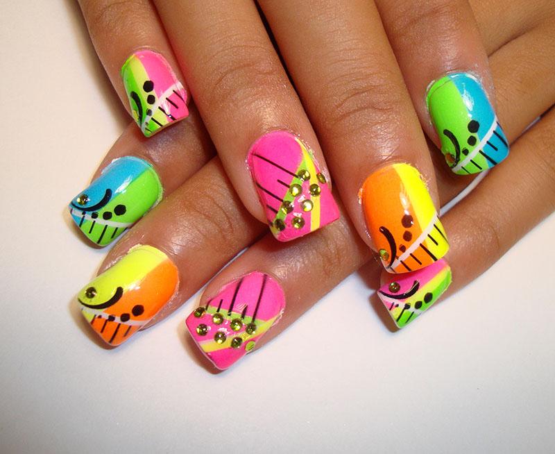 Fancy Fashion Nail Designs 2015 Motif - Nail Paint Design Ideas ...