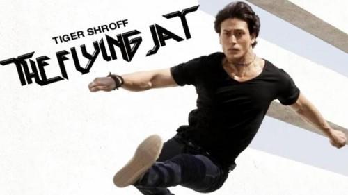First Look Superhero Tiger Shroff in A Flying Jatt 2