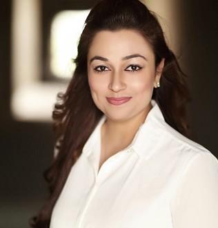 Fashion Designer Saadia Asad