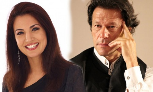 Imran Khan Thinking and Reham Khan