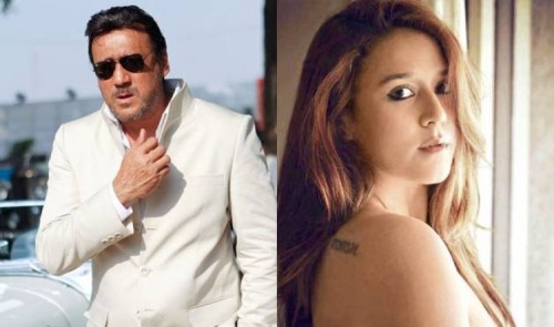 Jackie Shroff's Daughter Krishna Shroff Defends Topless Pictures 01