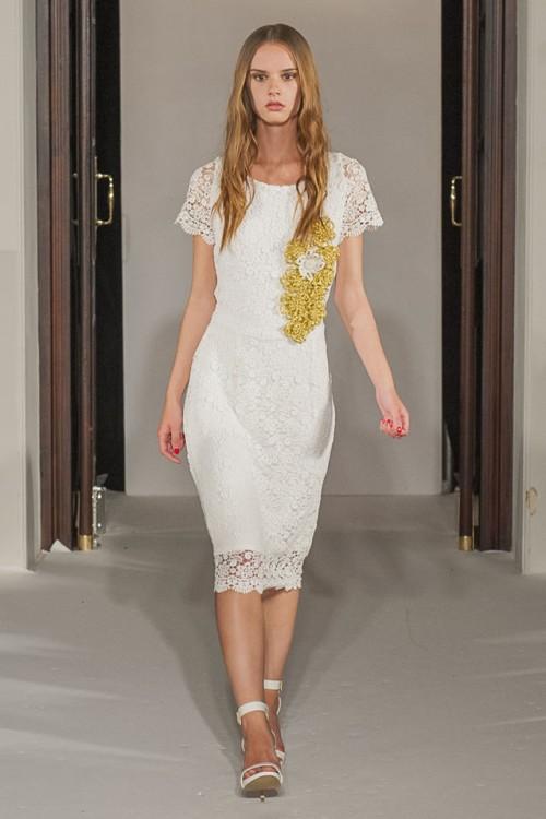 Omar Mansoor Collection London Fashion Week 02