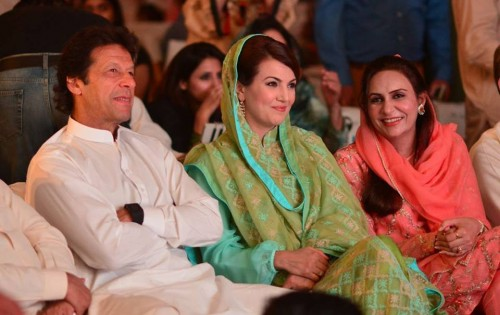 Imran Khan and Reham Khan Married Life