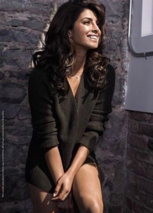 Priyanka Chopra For Sharp Magazine 04