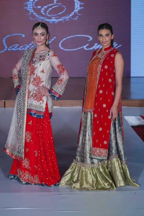 Sadaf Amir Bridal Dresses Pakistan Fashion Week London 2015 07