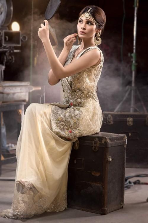 Saira Shakira Bridal Couture Collection 2015 11