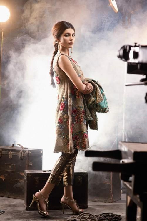 Saira Shakira Bridal Couture Collection 2015 10