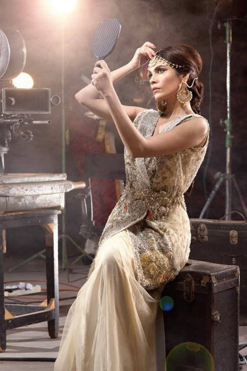 Saira Shakira Bridal Couture Collection 2015 07