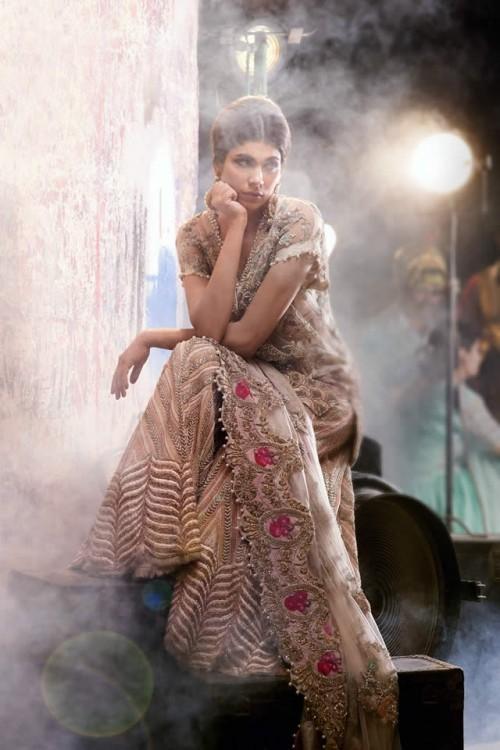 Saira Shakira Bridal Couture Collection 2015 06