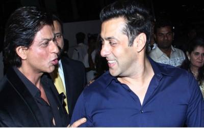 Salman Khan and Shah Rukh Khan together in a YRF-film