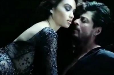 Shah Rukh Khan Vogue PhotoShoot with Irina Shayk 05