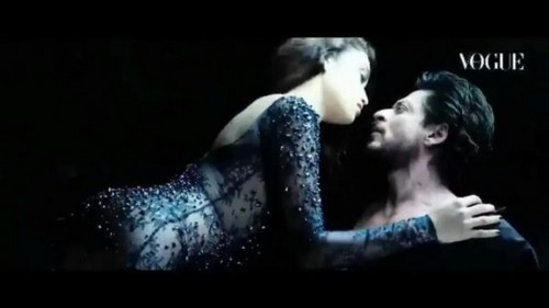 Shah Rukh Khan Vogue PhotoShoot with Irina Shayk 03